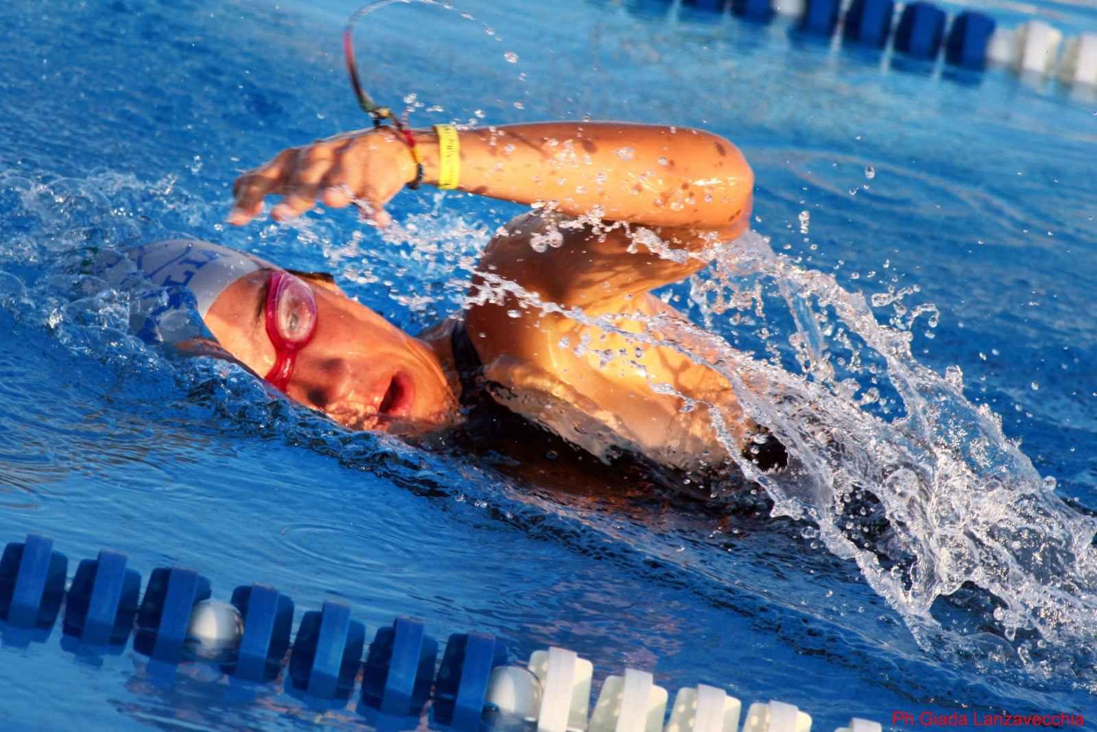 corso istruttore di nuoto mare del sud